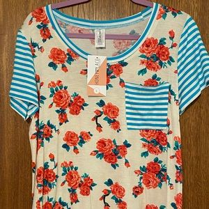 Honey & Lace Top NWT